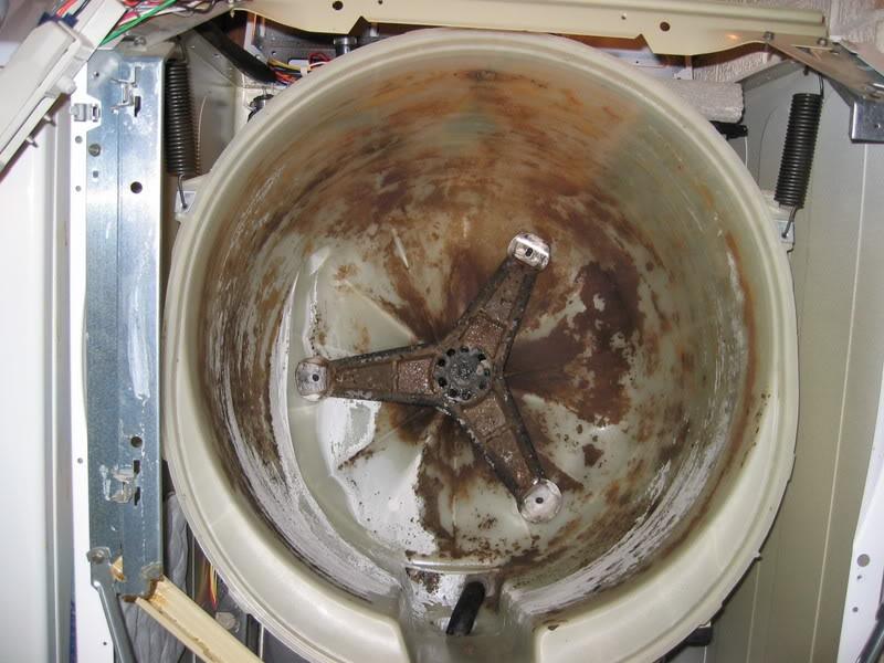 Антинакипин для стиральных машин в фото