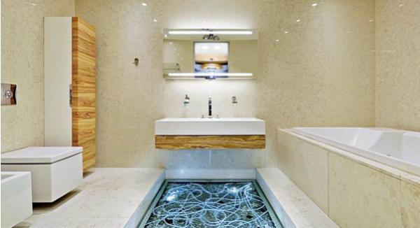 Чем отделать стены в ванной комнате кроме плитки: другие материалы, их плюсы и минусы, особенности оформления