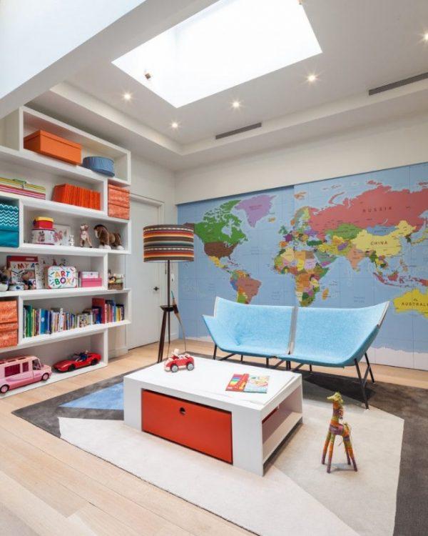 Детская комната для двоих детей — отделка, выбор дизайна, фото и варианты планировки