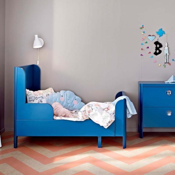 Детская мебель от Икеа: функциональность, безопасность, удобство