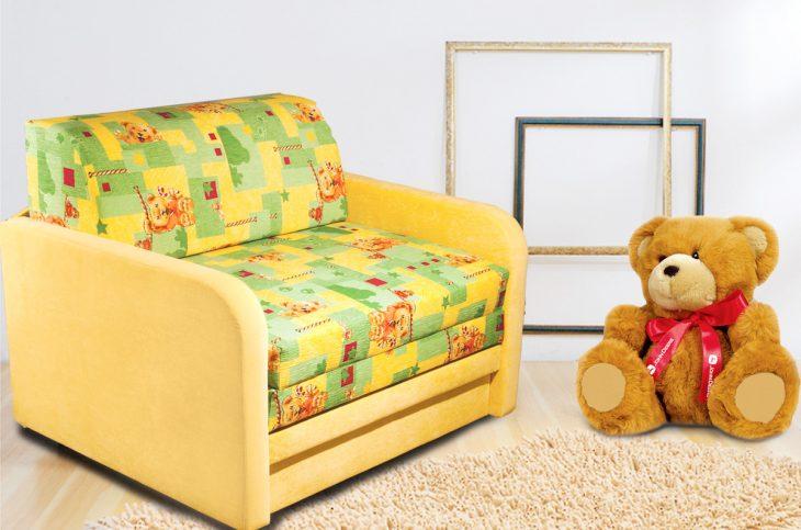 Детские диваны в интерьере
