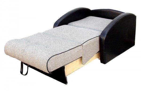 Диван кровать с ортопедическим матрасом для ежедневного использования