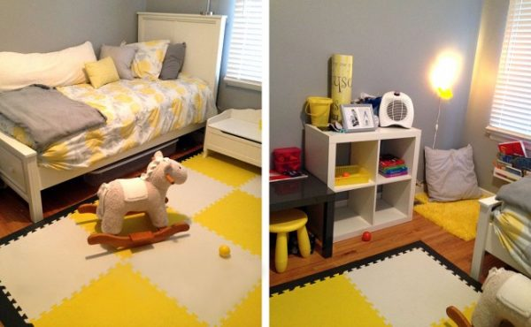 Дизайн детской комнаты для двух девочек разного возраста: особенности, зонирование, фото
