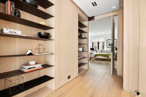 Дизайн коридоров и прихожих в квартире: фото интерьера, особенности отделки