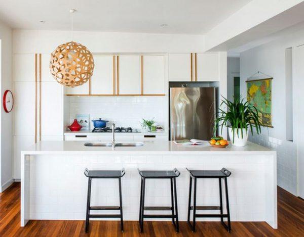 Дизайн кухни 12 кв м: идеи интерьеров, реальные фото