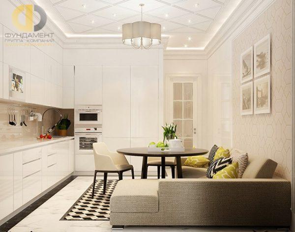 Дизайн кухни 8 кв м — 130 фото идей
