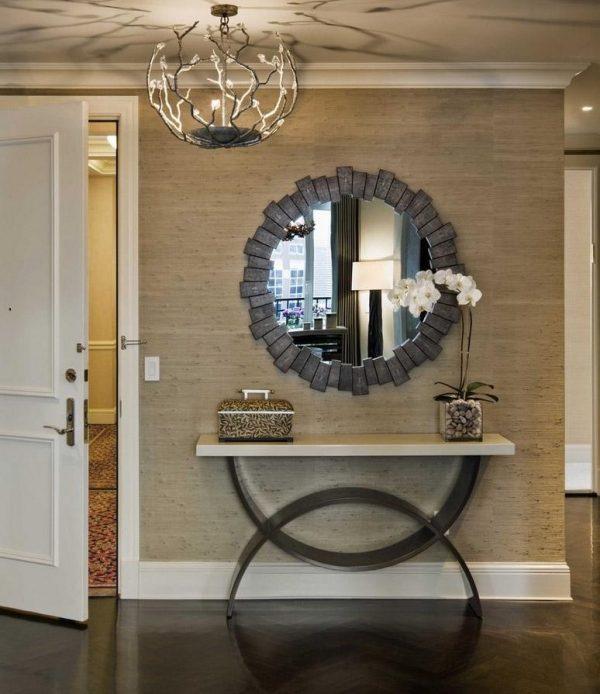 Дизайн квадратной прихожей в квартире — реальные фото