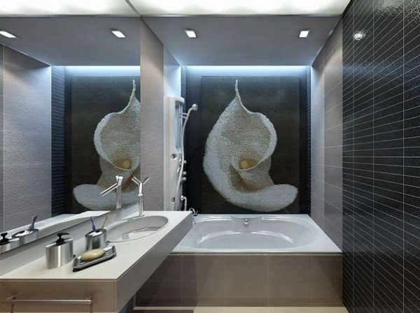 Дизайн ванной комната с маленькой ванной совмещенной с туалетом в хрущевке