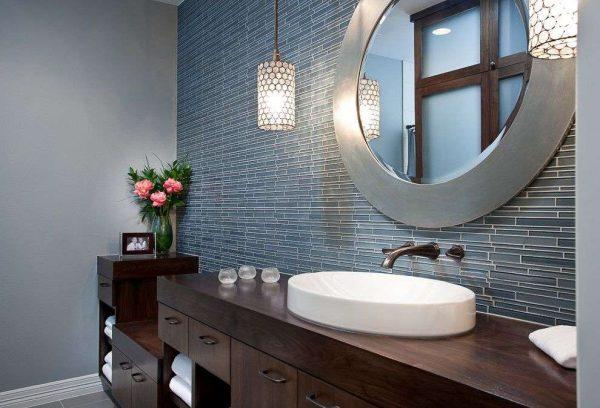 Дизайн ванной комнаты: современные идеи на фото 2017 года