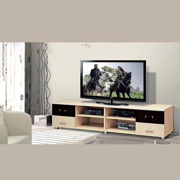 Длинная тумба под телевизор: больший функционал и изысканный акцент в интерьере