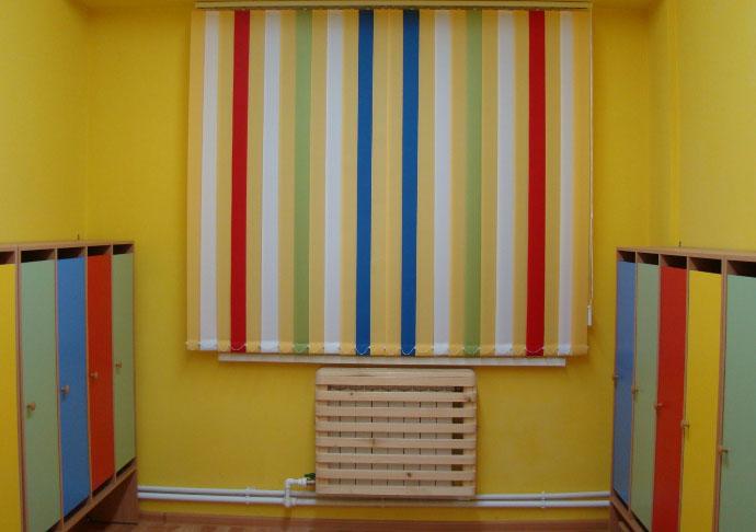 Для самых маленьких: как выбрать шторы для детского сада в фото