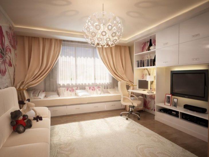 Идеи дизайна интерьера квартиры