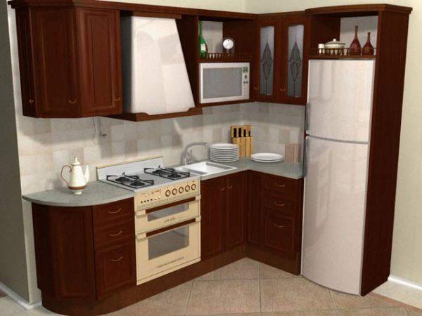 Интерьер кухни 6 кв м — секреты удачного дизайна фото