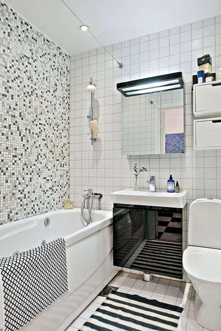 Интерьер ванной комнаты совмещенной с туалетом 4 кв м — фото решений