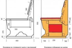 Как изготовить каркас дивана своими руками в фото