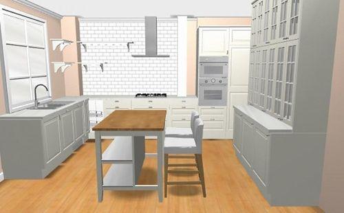 Как пользоваться программой-конструктором кухонь Икеа