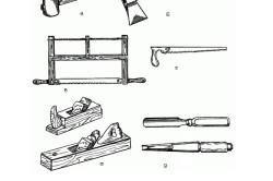 Как своими руками сделать стул из дерева? в фото