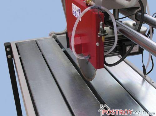 Как выбрать электрический плиткорез? в фото