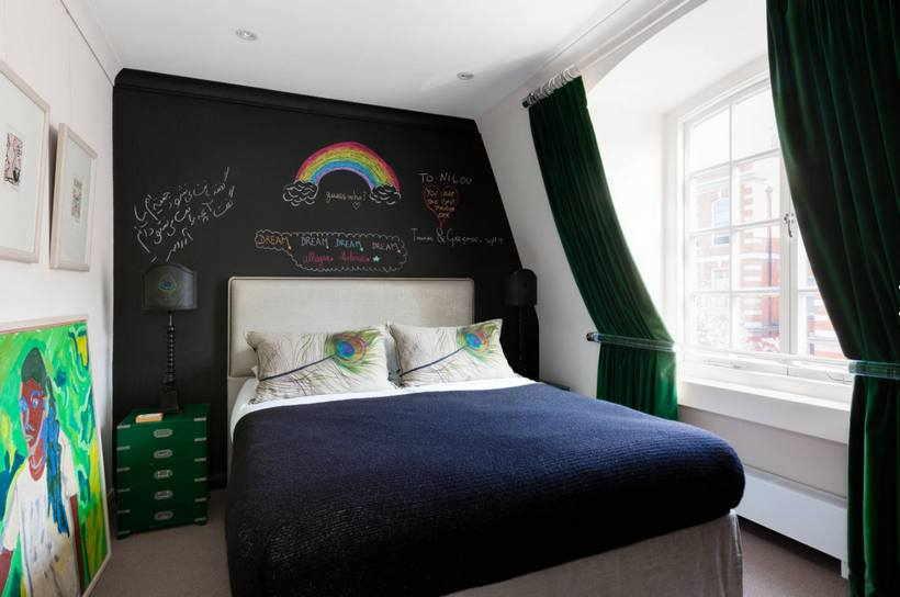 Как выбрать шторы в детскую комнату — 50 фото оформления окон