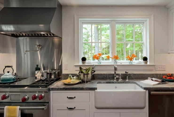 Какие мойки лучше подходят для кухни?