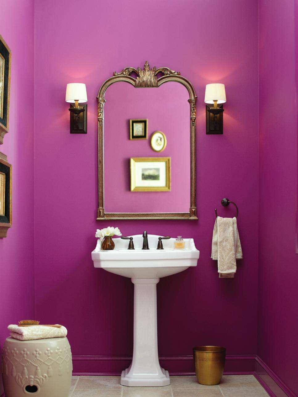 Краска для ванной комнаты: виды красок и какую выбрать