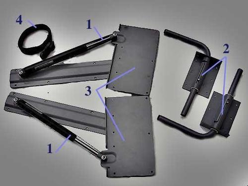 Кровать трансформер двуспальная своими руками: особенности в фото