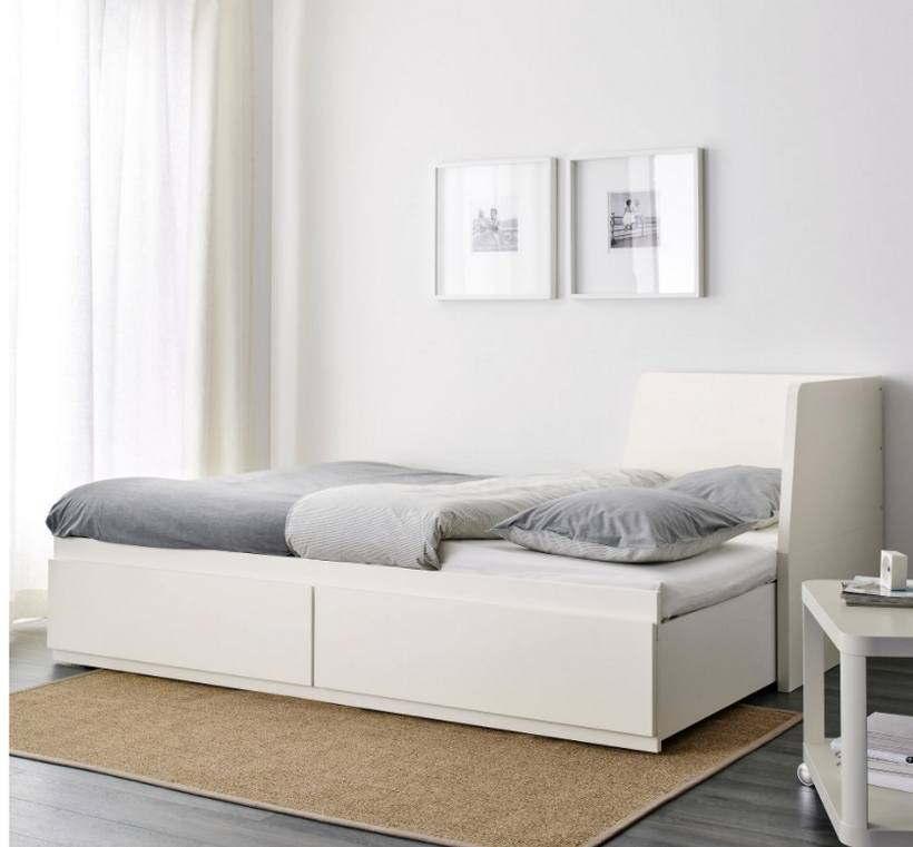 Кровати Икеа — выбор подходящей модели 2018 года
