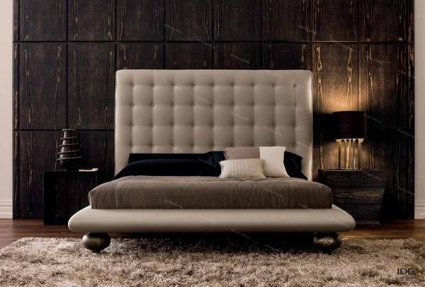 Кровати в стиле ар-деко