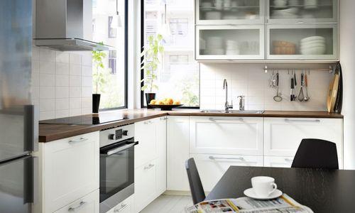 Кухни Метод от ИКЕА в современном интерьере