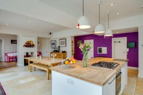 Кухня-гостиная 25 кв м — планировка, зонирование, выбор стиля, дизайн фото