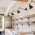 Кухня в стиле лофт: основные черты, отделка и меблировка, дизайн фото