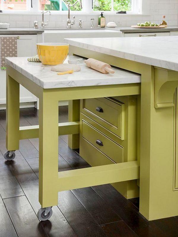 Кухонные стол для маленькой кухни: складной, раздвижной, откидной, трансформер
