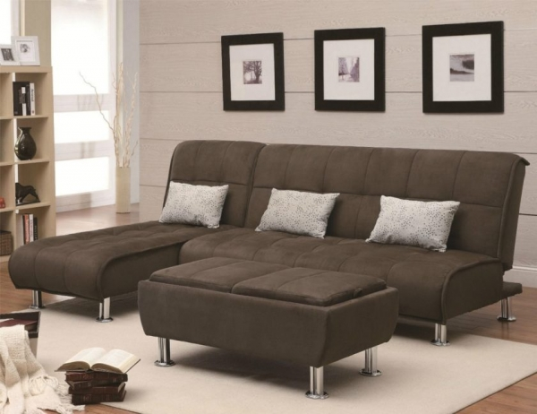 Маленькие диваны — 85 фото новинок мебели в уютном интерьере