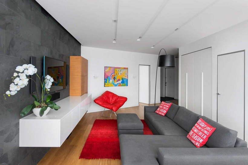 Мебель для гостиной в современном стиле 2018 — 50 фото интерьеров