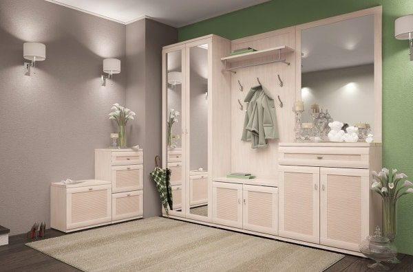Мебель для прихожей в современном стиле — фото, особенности дизайна, размещение