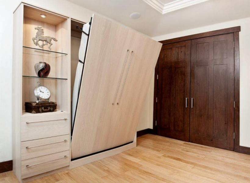 Мебель трансформер: современный выбор для маленькой квартиры