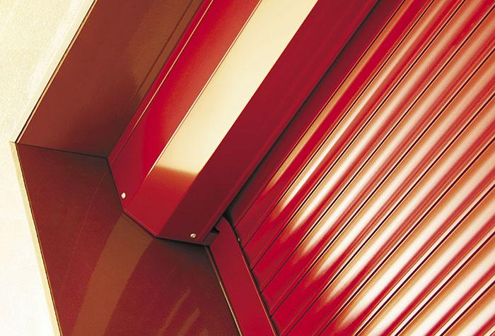 Металлические жалюзи на окна: какие лучше? в фото