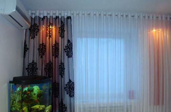 О видах ткани для штор