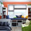Обои для детской комнаты для мальчика подростка: критерии выбора, материалы, темы, фото в интерьере