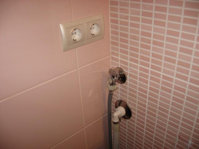 Обратный клапан для стиральной машины на слив в фото
