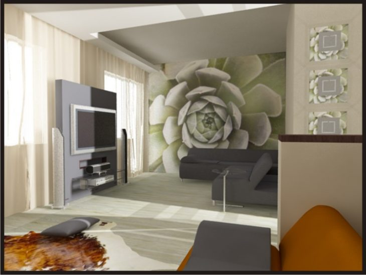 Организация пространства в квартире