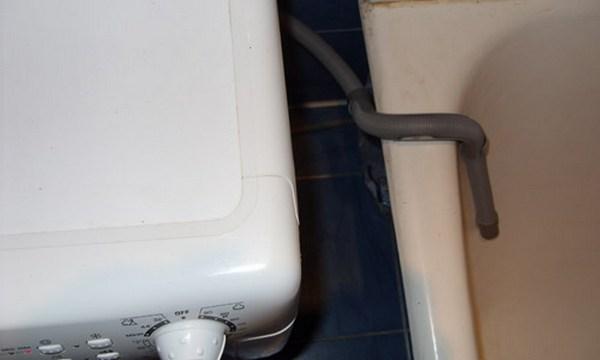 Подключение стиральной машины к водопроводу и канализации своими руками в фото