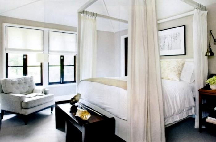 Полог для кровати своими руками: изготовление навеса в фото