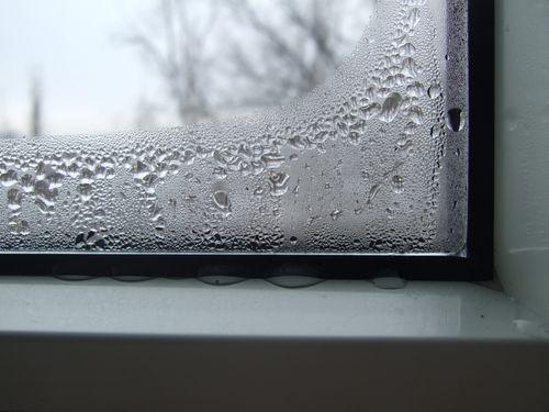 Причины запотевания окон в зимний период