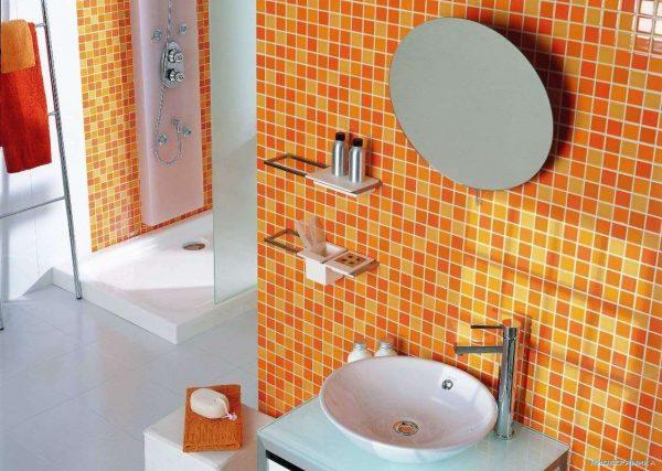 Раскладка плитки в ванной: способы и варианты укладки, дизайн фото