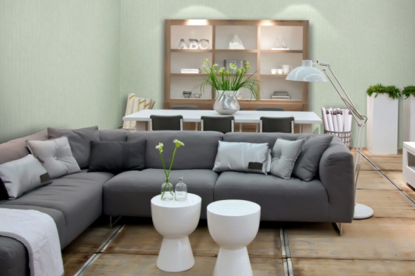 Серый диван: как выбрать и с чем совместить (90 фото новинок)