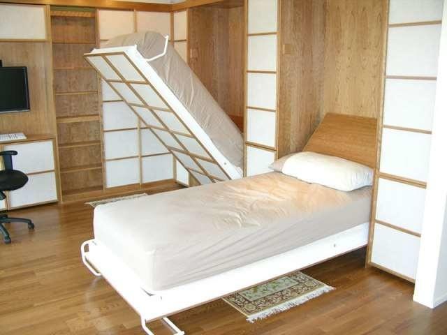 Шкаф кровать своими руками (фото) в фото