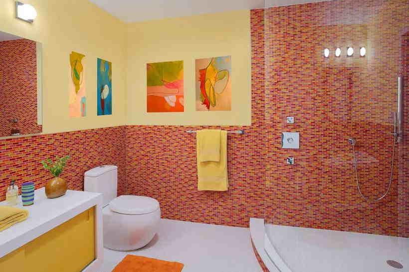 Светильники для ванной комнаты — 50 вариантов освещения