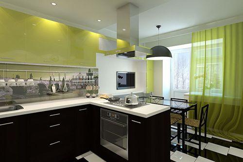 Угловые готовые кухни в каталоге Икеа