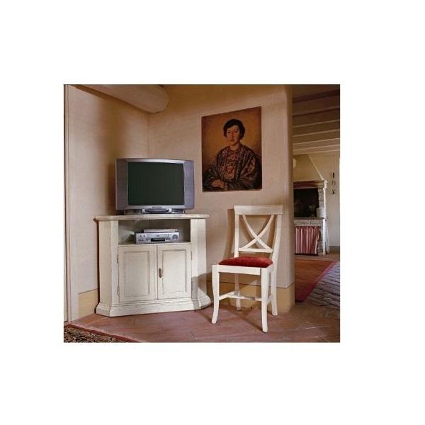 Угловые тумбы под телевизор – нетрадиционное решение для интерьера